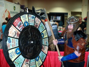 Comic_Con-Tampa-GameTime-Dwarf-Lord-of-the-Rings-Prize-Wheel