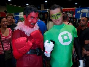 Comic_Con-Tampa-GameTime-Lobster-Boy-Green-Lantern